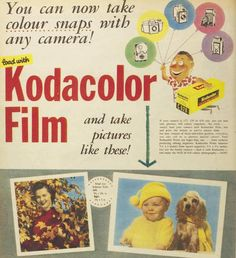 Take color snaps with any camera, 1960