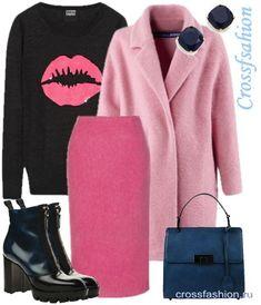 Розовый цвет в гардеробе взрослой женщины кому и с чем носить