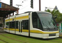 Kagoshima tram