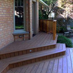 Deck Steps 37