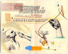 Moleskine by David Fullarton, via Behance