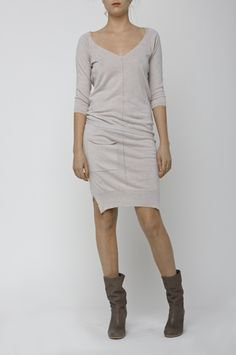 Would prefer this as a tunic - cut off bottom 6 to 8 inches.