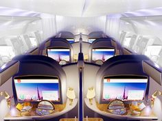 First Class Cabin Features | Cabin features | The Emirates Experience | Emirates