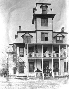 Florida Memory - Hoobler house