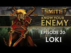 SMITE Know Your Enemy #20 - Loki - http://freetoplaymmorpgs.com/smite/smite-know-your-enemy-20-loki