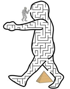 Mummy Maze: Get the
