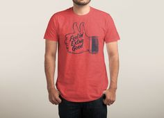 Check out the design Double Thumbs by Luis Diaz on Threadless