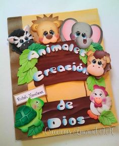 Lindo Foam Crafts, Diy And Crafts, Arts And Crafts, Folder Decorado, Diy Paper, Paper Art, English Teaching Materials, 3d Origami, Ideas Para Fiestas