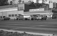 San Francisco~Skateland at the Beach. spent lots of days skating there!