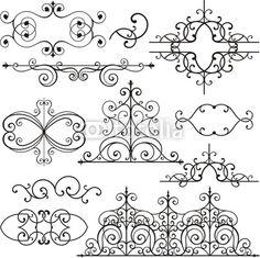 http://pixers.fr/tableaux-et-posters/fer-forge-motifs-ornementaux-17938586?material_id=1