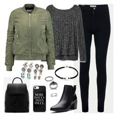 """""""275"""" by giniiimo88 ❤ liked on Polyvore featuring Gap, W118 by Walter Baker and CHARLES & KEITH"""