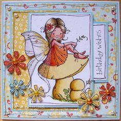 handmade card using Dreams and Wishes from Sugar Nellie @ www.funkykits.co.uk http:fiscardsandcrafts.blogspot.co.uk
