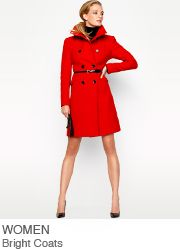 Women's Trend: Bright Coats -- In shades of brilliant red and yellow, these amped-up coats prove everything is better with a boost of color. See the story., http://www.amazon.com/b/?node=5820868011_=cm_sw_r_pi_wbc