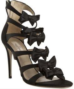 Shoes I desire for evening / karen cox.  Valentino