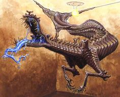 lovecraft mythos monsters - Google Search