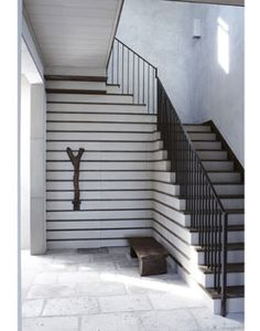 thomas hamel interior design entry stair - Google Search