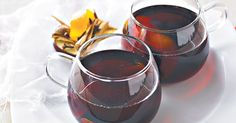 Spice things up on a chilly night with this European-style drink.