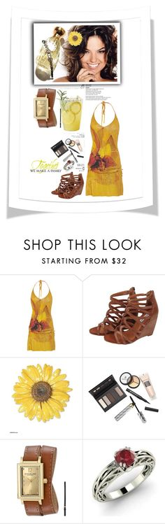 """Together"" by sasane ❤ liked on Polyvore featuring La Perla, Steve Madden, NOVICA, Borghese, Stührling and Diamondere"
