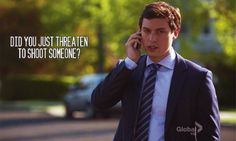 """When he was always the voice of reason. Lance Sweets Was The Best Character On """"Bones"""" Bones Tv Series, Bones Tv Show, Dr Bones, John Francis Daley, John Daley, Bones Quotes, Bones Memes, Lance Sweets, Booth And Brennan"""