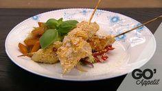 Thaikylling på pind er en lækker dansk opskrift fra Go' appetit med Claus Holm, se flere kødretter på mad.tv2.dk