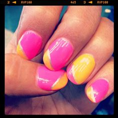 Gonna try this.....Love the Colour combo:)