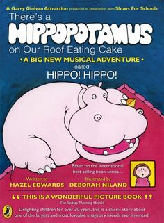 There S A Hippopotamus On The Roof Eating Cake Worksheets