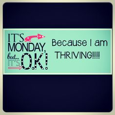 I used to hate Mondays! Now I wake up every morning bright and early and energized! Want to learn more? Leave a comment!