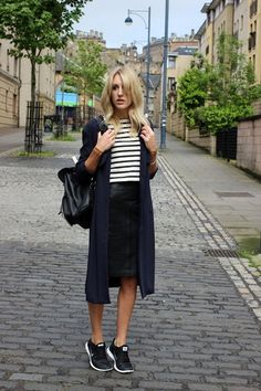 Breton Stripes & Nike Free added by LurchHoundLoves