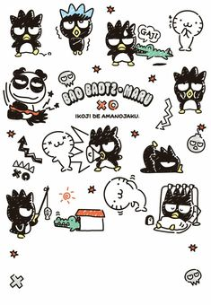 Source: sanrio.co.jp Sanrio Characters, Fictional Characters, Sanrio Wallpaper, Cute Cards, Friends Forever, Pop Culture, Hello Kitty, Cute Animals, Kawaii