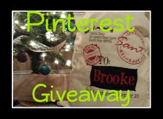 https://www.facebook.com/events/756908687695657/   *Contest Winner will receive a personalized Santa Sack or a Christmas shirt. Step 1: Create a board titled: 2014VIN Santa Sack Ideas.Step 2: Pin the Santa Sack Giveaway photo. Add pins of items that you would like to fill your sack. Tag each pin with #2014VINsantasacksteal.  Step 3: Copy and paste the URL of your pinterest board on the facebook page link above. Boards will be judged on creativity, uniqueness, and style! Ends Dec. 6 at 12 PM EST.