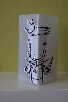 Prins lamp