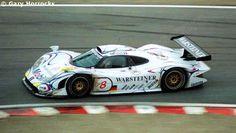 8 - Porsche 911 GT1-98 #002 - Porsche AG  FIA GT Championship Laguna Seca 1998