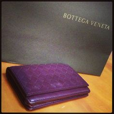 BOTTEGA VENETA Card Case.