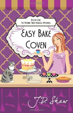 Easy Bake Coven: Book One of the Vivienne Finch Magical Mysteries by J. D. Shaw http://www.amazon.ca/dp/1484998359/ref=cm_sw_r_pi_dp_WHnCub18GBMAA