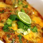 Cheesy Salsa Lime Chicken