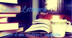 Atelier di una Lettrice Compulsiva: Salotto Letterario: un tè con Lucrezia Scali