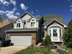 New Gaf Timberline Hd Pewter Grey Our Projects In 2019
