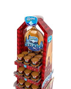 Alpina Dulce de Leche Spread POP