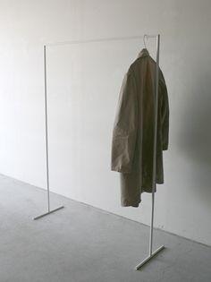 Eileen Gray, Clothes Stand, Hanger Rack, Minimalist Home, Retail Design, Home Decor Bedroom, Wardrobe Rack, Showroom, House Warming