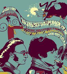 Helter Skelter Beatles Album design on Pinterest | ...