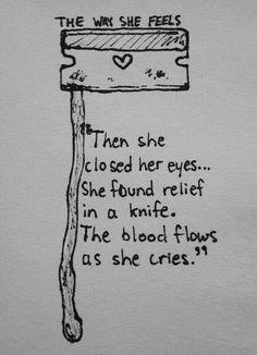The way she feels