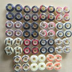 50-53mm 4 unids/set pro multi tamaño marca de ruedas ruedas de patines ruedas ruedas de skate element color cambió de plástico rodas de skate