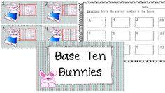 freebie..base ten number center