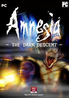 Amnesia: The Dark Descent: Pc: Video Games