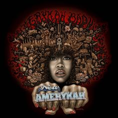 New Amerykah Part One (4th World War) (2008)