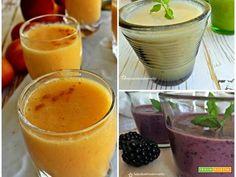 Smoothies per tre  #ricette #food #recipes