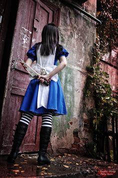 Alice: distrust by Odango-datte.deviantart.com on @deviantART