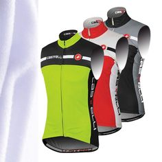 2014 Castelli Cycling Winter Thermal Fleece Sleeveless Jersey (Vest)    Winter Cycling Clothing   ciclismo (16 color) US  30.00 a2f5a5a76