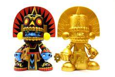 Mictlan (original and Chase Gold edition) — Jesse Hernandez