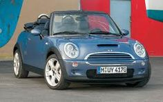 Turbo mini cooper. I can't help it, I think it is adorable